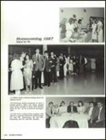 1988 West Allis Central School Yearbook Page 128 & 129