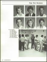 1988 West Allis Central School Yearbook Page 134 & 135