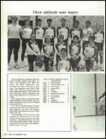 1988 West Allis Central School Yearbook Page 174 & 175