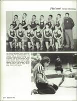 1988 West Allis Central School Yearbook Page 182 & 183