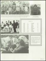 1981 Charles M. Russell High School Yearbook Page 24 & 25