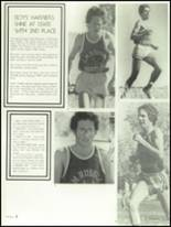 1981 Charles M. Russell High School Yearbook Page 28 & 29