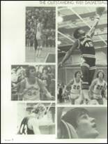 1981 Charles M. Russell High School Yearbook Page 40 & 41