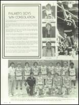 1981 Charles M. Russell High School Yearbook Page 42 & 43