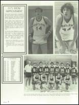 1981 Charles M. Russell High School Yearbook Page 44 & 45