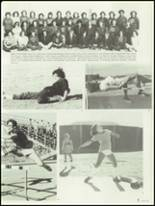 1981 Charles M. Russell High School Yearbook Page 60 & 61