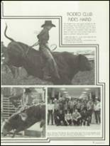 1981 Charles M. Russell High School Yearbook Page 78 & 79