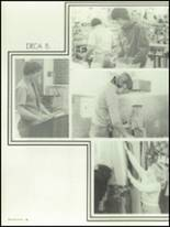 1981 Charles M. Russell High School Yearbook Page 84 & 85