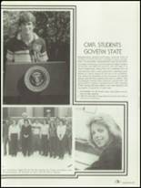 1981 Charles M. Russell High School Yearbook Page 88 & 89