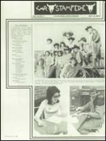 1981 Charles M. Russell High School Yearbook Page 98 & 99