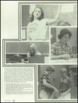 1981 Charles M. Russell High School Yearbook Page 100 & 101
