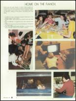 1981 Charles M. Russell High School Yearbook Page 134 & 135