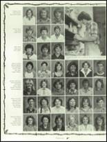1981 Charles M. Russell High School Yearbook Page 198 & 199