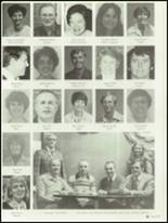 1981 Charles M. Russell High School Yearbook Page 206 & 207