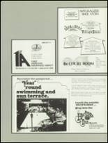 1981 Charles M. Russell High School Yearbook Page 218 & 219