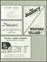 1981 Charles M. Russell High School Yearbook Page 226 & 227