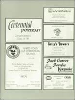1981 Charles M. Russell High School Yearbook Page 232 & 233