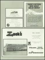 1981 Charles M. Russell High School Yearbook Page 236 & 237