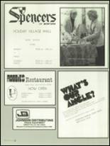 1981 Charles M. Russell High School Yearbook Page 242 & 243