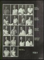 1981 West Brunswick High School Yearbook Page 34 & 35