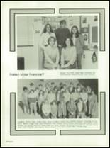 1981 West Brunswick High School Yearbook Page 52 & 53