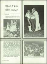 1981 West Brunswick High School Yearbook Page 72 & 73