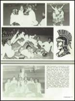 1981 West Brunswick High School Yearbook Page 82 & 83