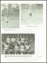 1981 West Brunswick High School Yearbook Page 84 & 85