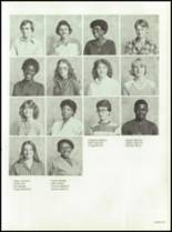 1981 West Brunswick High School Yearbook Page 100 & 101