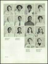 1981 West Brunswick High School Yearbook Page 102 & 103