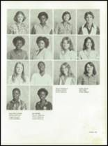 1981 West Brunswick High School Yearbook Page 108 & 109