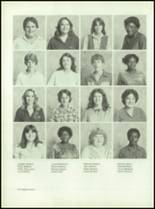 1981 West Brunswick High School Yearbook Page 116 & 117