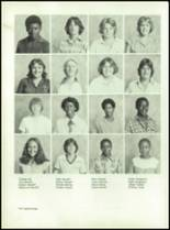 1981 West Brunswick High School Yearbook Page 120 & 121