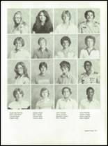 1981 West Brunswick High School Yearbook Page 124 & 125