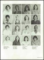 1981 West Brunswick High School Yearbook Page 128 & 129