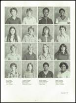 1981 West Brunswick High School Yearbook Page 132 & 133