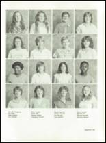 1981 West Brunswick High School Yearbook Page 136 & 137