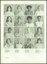 1981 West Brunswick High School Yearbook Page 142 & 143