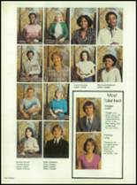 1981 West Brunswick High School Yearbook Page 152 & 153