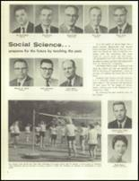 1961 Davis High School Yearbook Page 16 & 17