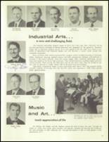 1961 Davis High School Yearbook Page 18 & 19