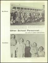 1961 Davis High School Yearbook Page 20 & 21