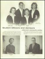 1961 Davis High School Yearbook Page 24 & 25