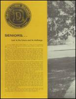 1961 Davis High School Yearbook Page 26 & 27