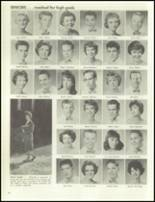 1961 Davis High School Yearbook Page 30 & 31