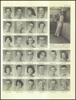 1961 Davis High School Yearbook Page 32 & 33