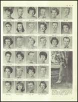 1961 Davis High School Yearbook Page 34 & 35