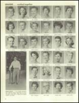 1961 Davis High School Yearbook Page 36 & 37