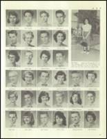1961 Davis High School Yearbook Page 38 & 39