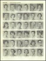 1961 Davis High School Yearbook Page 40 & 41